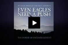 Even Eagles Need a Push Movie. There must be air bumps, too. eagl