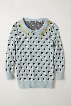 ++ dulcie collar pullover