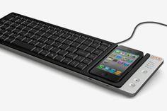 WOW-Keys iPhone Keyboard Dock by Omnio