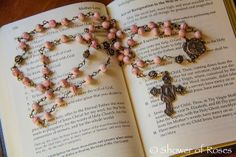 My Daybook :: November 25, 2013 {and a Rose Bracelet Giveaway!}