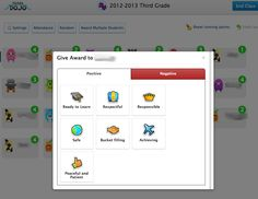 Teaching Mrs. T: Classroom Management-Class Dojo. Fun system for positive classroom management!