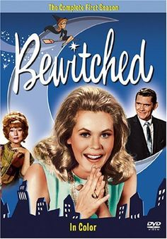"I loved watching this on tv when I was a kid. Bewitched was an American television series that ran from 1964 to 1972. The premise was that a witch (Samantha Stephens) married an advertising executive (Darrin Stephens), but in order to blend in with ""mortals"", Samantha had to keep her supernatural powers secret."