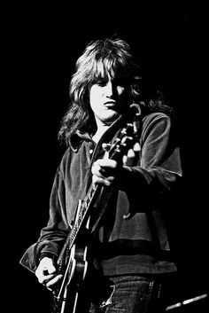 Alvin Lee of Ten Years After