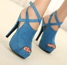 I like these! cute <3 #2014highheels #shoes #gladiatorsandals
