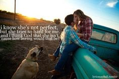 perfect country love