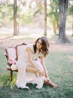 Peony wedding inspiration | Floral wedding ideas | 100 Layer Cake