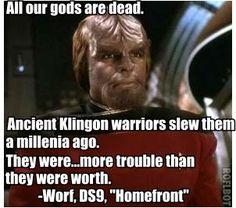 If only man could do the same. season, star trek