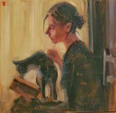 Sasha Hartslief born 1974 in Gauteng, South Africa