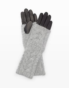 Amelia Cable Glove