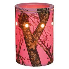 Mossy Oak Break-up Pink Warmer- Camouflage goes girly!! https://megandeffenbaugh.scentsy.us/Buy/ProductDetails/29916