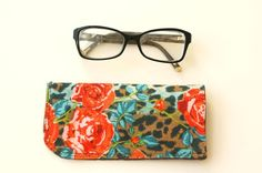 Make your own glasses case