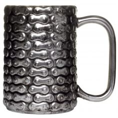 BIKE CHAIN COFFEE MUG