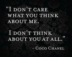 -Coco Chanel -Coco Chanel by louellaa
