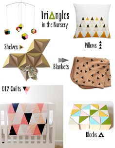 Triangles in the Nursery
