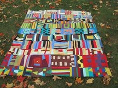 Gee's whizz, i bend collaborative quilt for upstatelisa