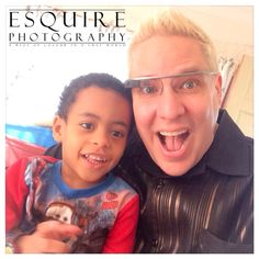 "The newest employee of Esquire Photography: Dominic!  He likes to say: ""Dah! Dah! Dahhhhhhh!!!!"" #AtlantaPhotographer"