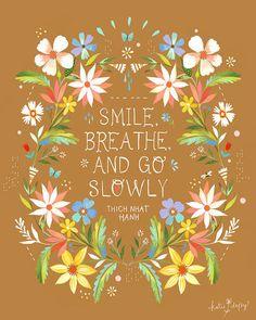 #artwork by Etsy, #smie #breathe
