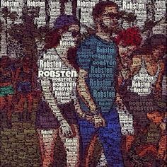 Rob and Kristen art
