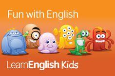 British Council  kids en you tube , videos con los que divertirte aprendiendo ingles