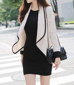 Women beige jacket/women coat/women blazer/women jacket/beige coat/beige blazer/women outerwear/women top on Etsy, $26.00