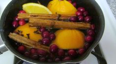 The Freshman Cook: Holiday Stove Top Potpourri~A Pinterest Find!