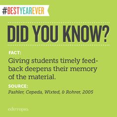 How do you give feedback? Read to find more tips for brain-based assessment.