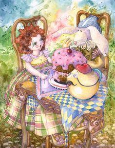 tea party......Laurel Nelson