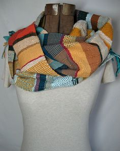Scarf Contender #3, plus every other possible thing in pidgepidge's etsy store
