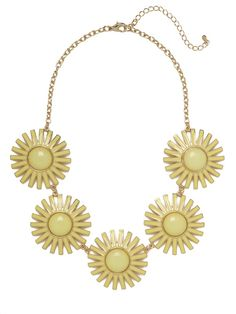 Sun-Ray Collar - Necklaces - Categories - Shop Jewelry   BaubleBar