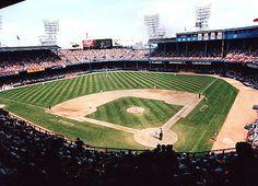 Lot's of good memories.  Tiger Stadium, Detroit, MI.