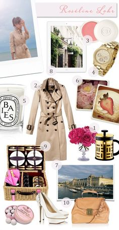 {This Is Glamorous} Blog--So many pretty things and photos to look at