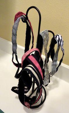 How To Make An Elastic Headband | Twist Me Pretty