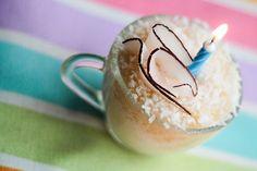Vanilla Cake in a Mug