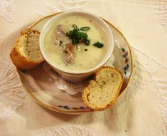 Food So Good Mall: Cajun Oyster Stew