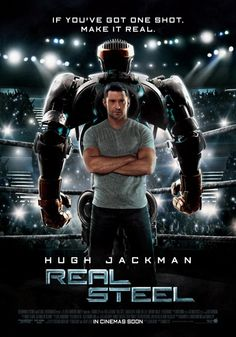 ★★ -- 2012/1/20 -- Real Steel