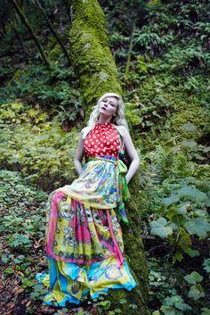 Kirsten Dunst by Yelena Yemchuk for Vogue Italia