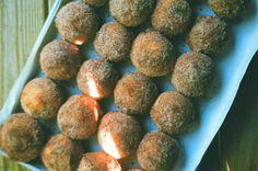Cardamom Doughnut Muffins