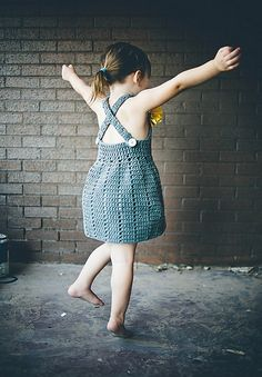 Ravelry: Barefoot Sundress pattern by Amanda Tipton $3