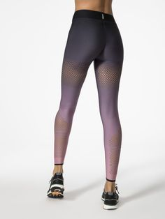 ULTRACOR Ultra Ultramesh Silk Leggings Gradient Rose LEGGINGS