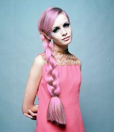 Pink :) #Twiggy