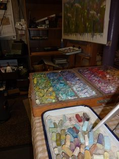Karen Margulis Painting my World: Confessions of a Pastel Connoisseur