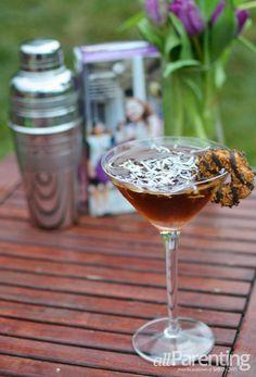 Sassy Samoas martini #cocktail