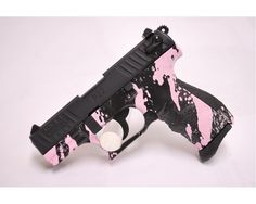 WALTHER P22 22LR 10RD PINK CAMO