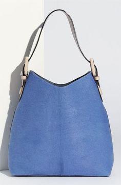 MARC JACOBS 'Sojo Solid Victoria' Calf Hair Handbag