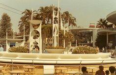 Tomorrowland Stage C.1950's