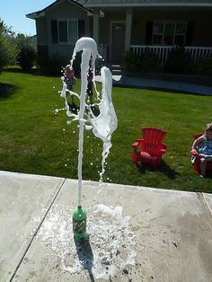 Science Saturday - Gas Experiments for Kids - A Student at Mama University - What To Expect Blogs