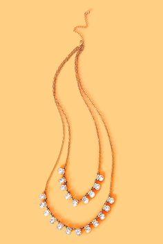 Crystalline Necklace