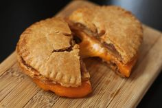 The apple pie grilled cheese is finally here