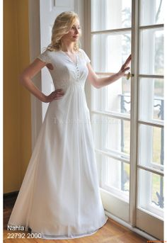 Vestidos de noiva Lohrengel Nahla Lignesse 2013