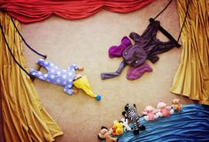 Creative Mom Turns Her Baby's Naptime Into Dream Adventures | Bored Panda